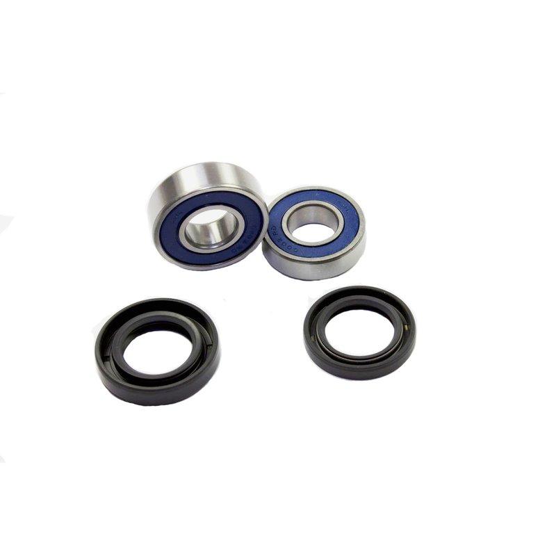All Balls Racing Rear Wheel Bearings and Seals Kit 25-1160