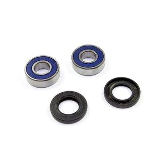 Yamaha XT 600 N 1984-1986 All Balls Racing Front Wheel Bearings /& Seals 25-1444