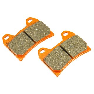 EBC Brakes FA103V Semi Sintered Disc Brake Pad