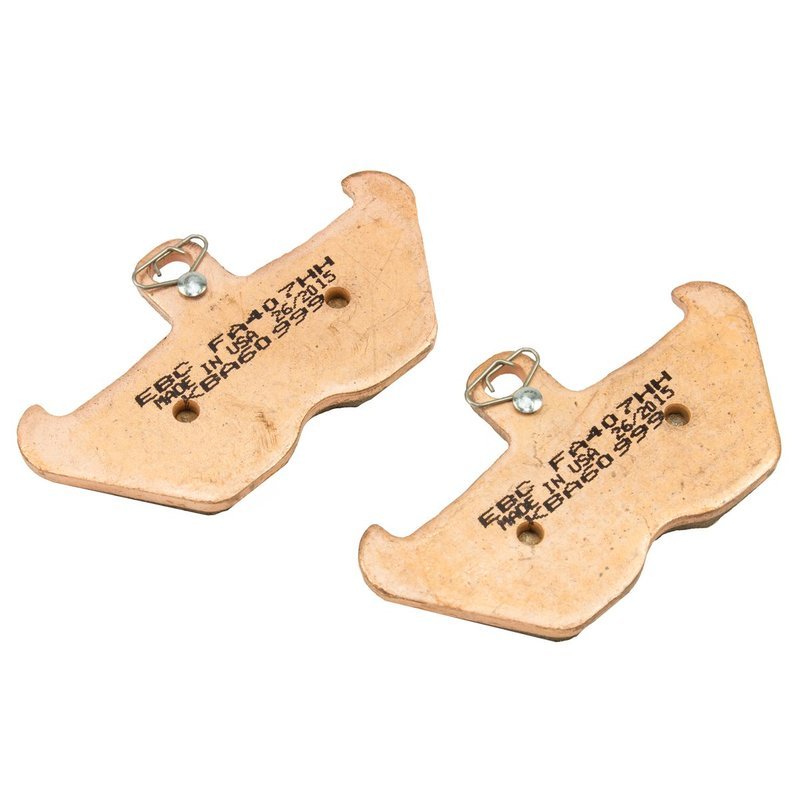 2001-2002 Polaris Xplorer 400 Sintered HH Rear Brake Pads
