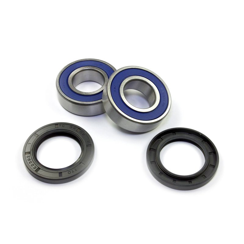 All Balls Racing Front Wheel Bearings and Seals Kit 25-1511