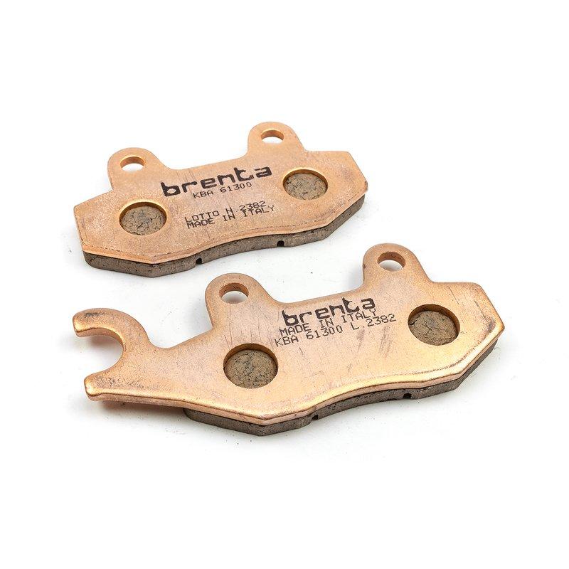 EBC Brakes FA165R Disc Brake Pad Set
