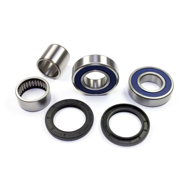 Yamaha YZF-R1 1000 2003 All Balls Racing Rear Wheel Bearings /& Seals
