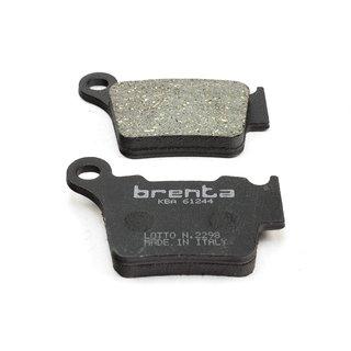 Brenta Bremsbeläge hinten Husaberg TE 250 2T 2011-2014