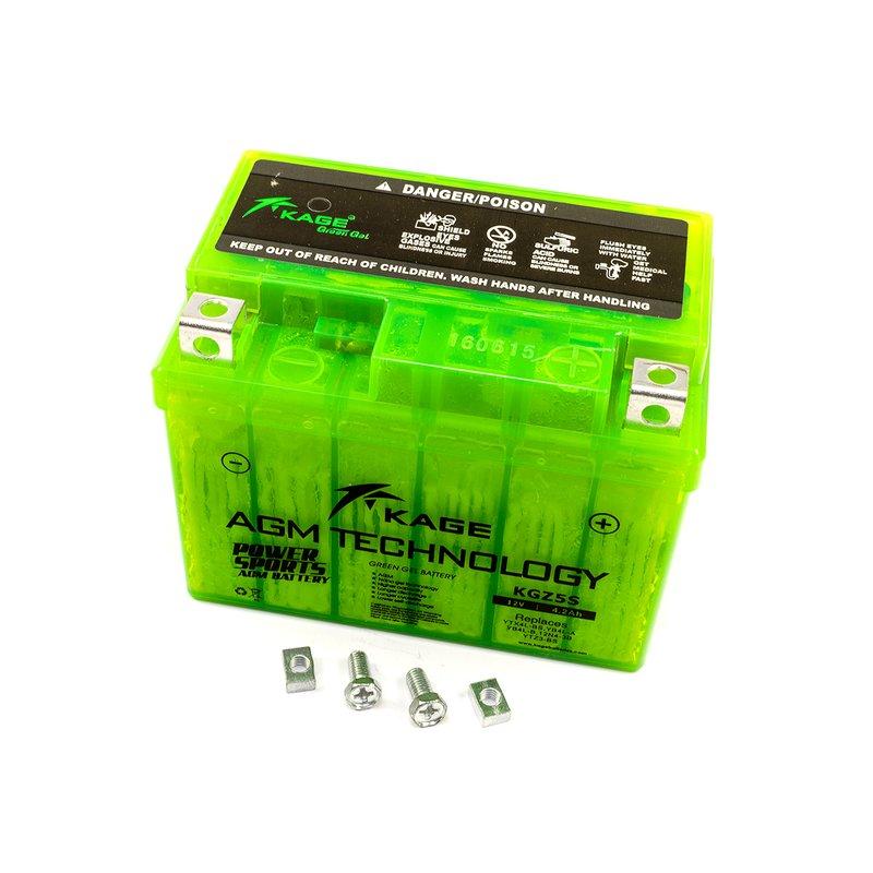 gel batterie green kage ytx4l bs online kaufen 14 75. Black Bedroom Furniture Sets. Home Design Ideas