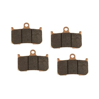 Victory Hammer S LE 2014 Rear Sintered Brake Pads