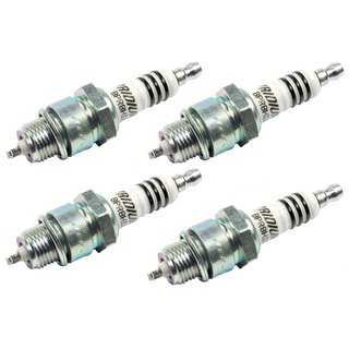 Spark plug set 4 pieces NGK Iridium BPR8HIX