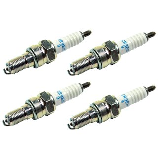 Spark plug kit 4 pieces NGK CR9EH-9