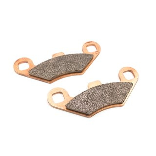 New Performance Organic Brake Pads Polaris Predator 500 Front Rear 2003-2007