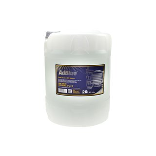 MANNOL AdBlue urea solution exhaust gas cleaning Diesel TDI CDI HDI 20 liter