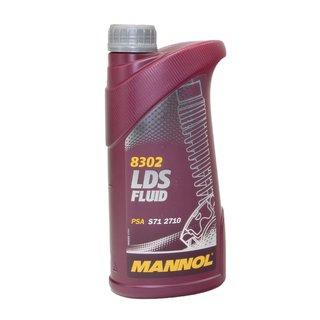 Hydraulic fluid MANNOL LDS Fluid 1 liter buy online, 7,25 €