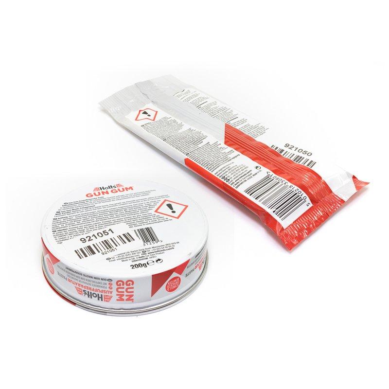 holts gun gum auspuff reparatur set paste 200 g bandage 1 st ck 7 95. Black Bedroom Furniture Sets. Home Design Ideas