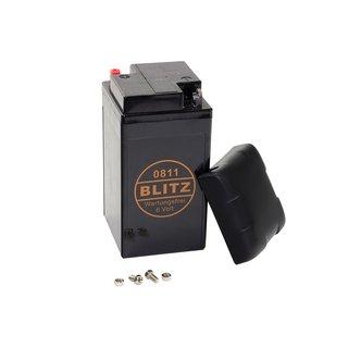 Batterie GEL KAGE B49-6 für Vespa Piaggio 160 GS 180 Rally SS 200 Super Sport