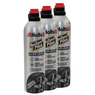 Tire Pilot Tire Repair Spray Tire Seal Holts 1,5 liters
